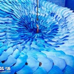 韩国艺术家在同一房间内拍摄的摄影大作