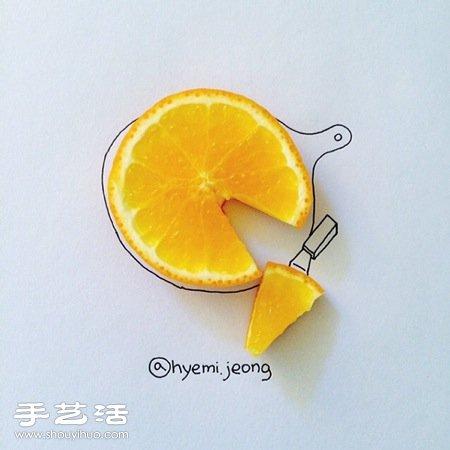 jeong的创意简笔画(续)