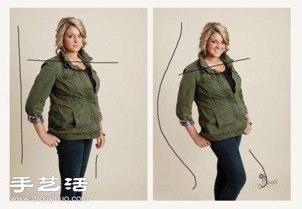 胖子如何拍照显瘦 胖人显瘦好看的拍照姿势图片