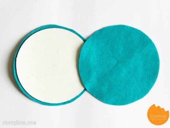 小清新束口袋 简洁手提包手工制作图解教程