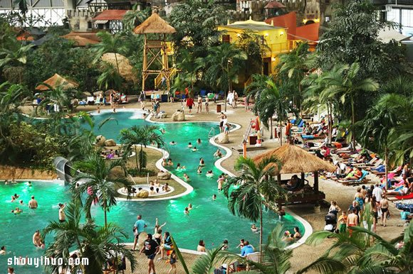 世界三大室內水上樂園