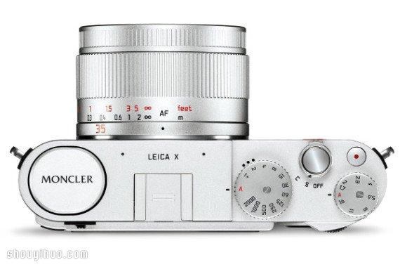 萊卡與 MONCLER 攜手推出全球限量版相機