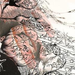 细致精巧的大师级日本剪纸艺术