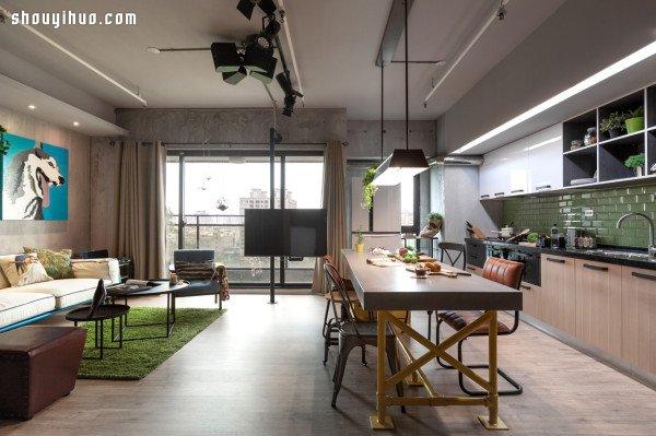 美好家居设计:让厨房餐厅成为生活的重心
