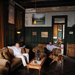 专属于男士的百年俱乐部 老屋改造重生