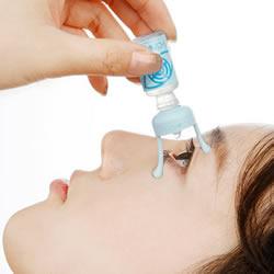 i-drop支撑架帮你将眼药水好好的瞄准眼球