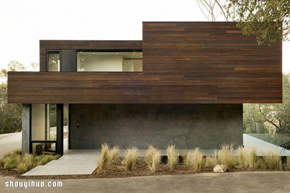 现代而前卫的私人山地别墅装修设计