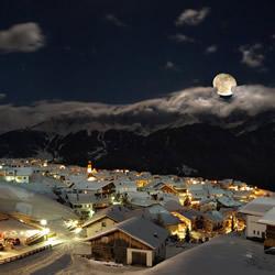 美呆的冬天 30处世界各地城市冬日美景