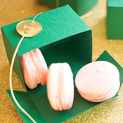 精致糖果点心包装盒装饰手工DIY图解教程