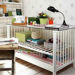 婴儿床废物利用大全 婴儿床改造DIY小制作