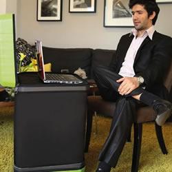 Fugu Luggage 实用多功能行李箱产品设计