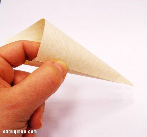 牛皮纸 丝带 简单糖果包装手工制作图解教程