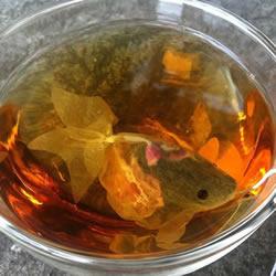 Charm Villa小金鱼茶包 展现茶艺视觉之美