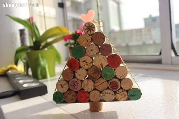 20个圣诞树diy手工制作创意
