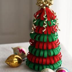 圣诞树装饰摆件简单DIY手工制作图解教程