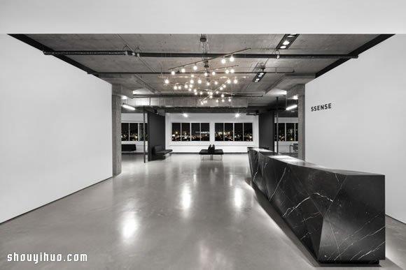 NSE 极简派办公室装修设计