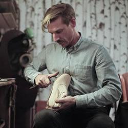 德国鞋匠Thomas Keil的传统手工订制鞋