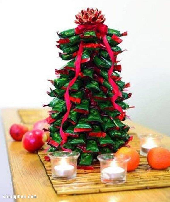 圣诞树diy手工制作