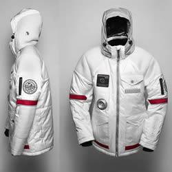 SpaceLife公司设计的仿太空服概念外套