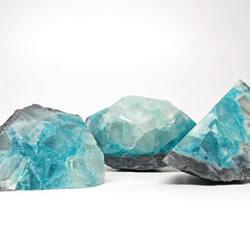 超逼真矿晶造型手工皂产品 天然纯朴矿物
