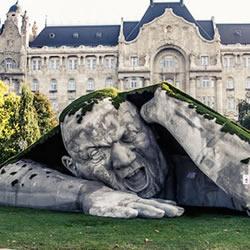 回顾 2014 年令人惊艳的雕塑艺术 TOP 12