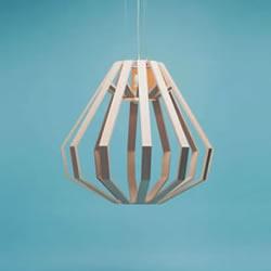 灵感来自阿波罗登月舱的创意吊灯设计