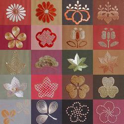 常见的刺绣针法大全 常见刺绣花样针法大全