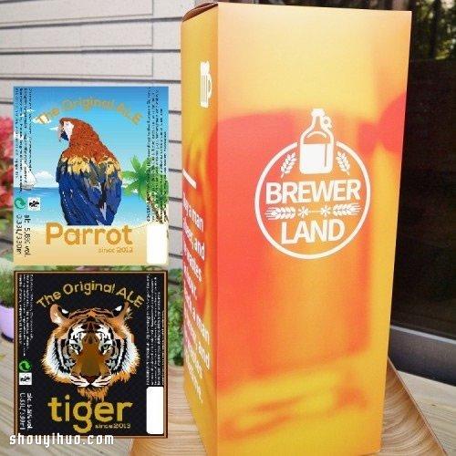 自酿啤酒的方法 啤酒的酿造方法制作过程 -  www.shouyihuo.com