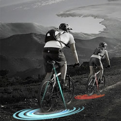 &B 酷炫激光光束投影自行车灯概念设计
