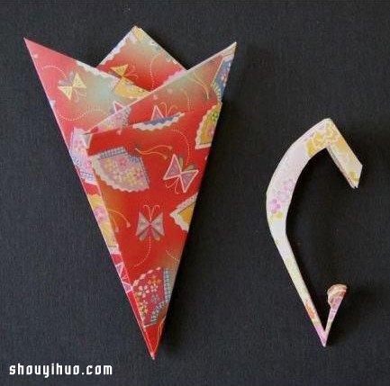 剪法 超美樱花剪纸手工制作图解教程