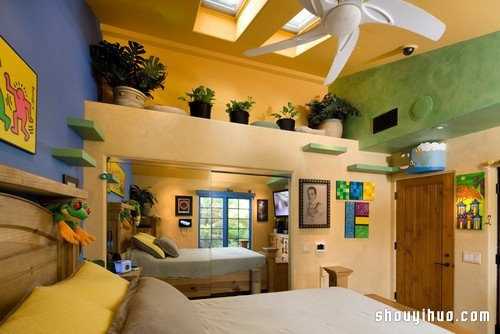 四万美元 把家改造成超好玩的猫咪游乐园 -  www.shouyihuo.com