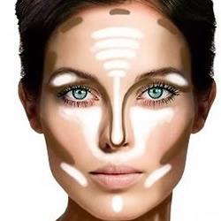 只花你几分钟 五种化妆技巧让你变身瓜子脸