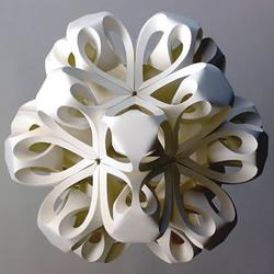 难以形容却又美到令人惊叹的纸雕作品欣