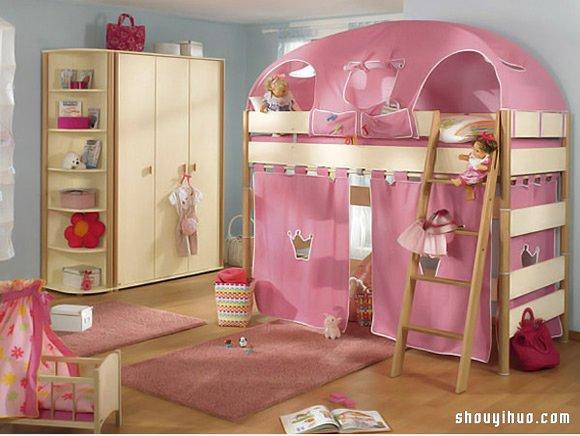 拥有超过75年以上丰富设计经验,专门设计儿童家具的德国公司paidi