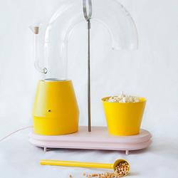 Popcorn Monsoon 操作简单爆米花机设计