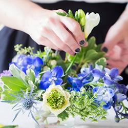 随意花卉组合搭配 DIY漂亮插花教程图解