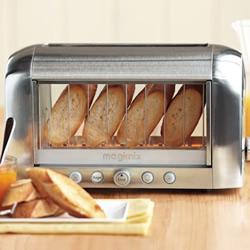 Vision Toaster 美观实用的透明烤面包机