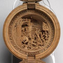 Prayer Nut 16世纪欧洲奢华版木雕念珠