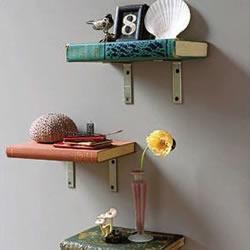 废旧书籍改造再利用手工DIY制作小创意
