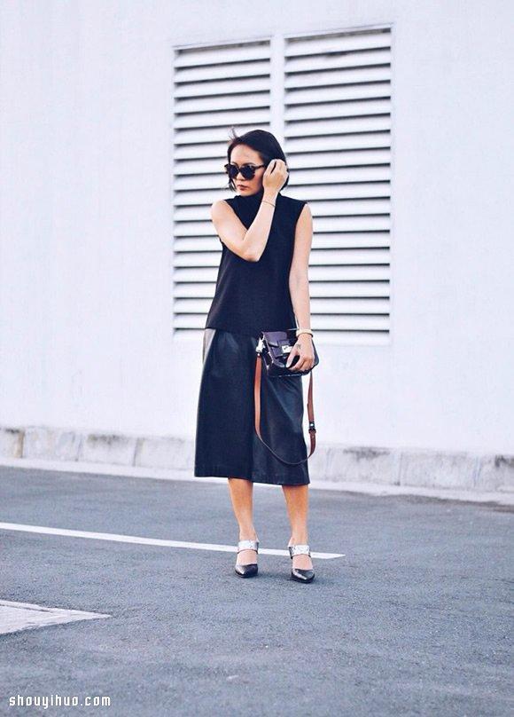 一年四季 宽管裤藏拙显瘦的时尚美学 -  www.shouyihuo.com