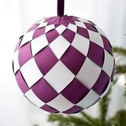 超复杂圆球折纸图解 圆球体折纸的折法教