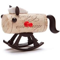 红酒瓶塞手工DIY制作的有趣儿童玩具