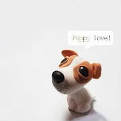 粘土制作可爱小狗狗玩偶