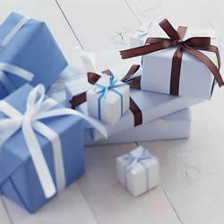 最常见的礼物包装方法及包装带系法大全