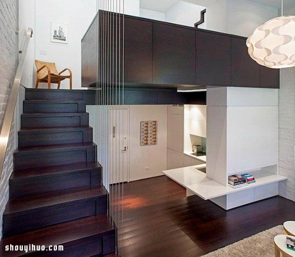 loft 小户型公寓装修设计