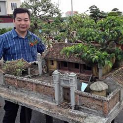 几乎以为是真的 越南牛人打造仿旧建筑模