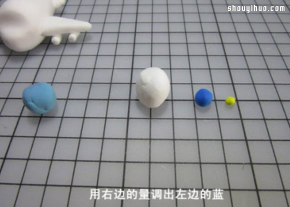 粘土小飞机玩具diy手工制作图解教程