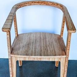 一把做工精细扶手椅子的加工过程步骤图解