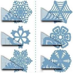 剪窗花的详细步骤图 窗花的剪法步骤图解