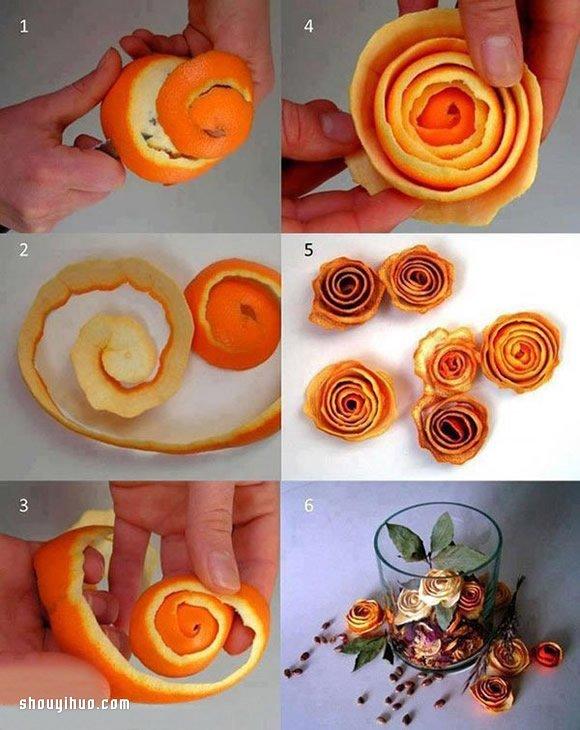 塑料瓶手工制作花朵步骤